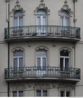 photo texture of building balcony 0003