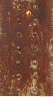 rivets rusty