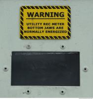 Sign Warning 0001