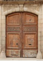 door wooden ornate 0003