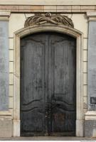 door wooden ornate 0007