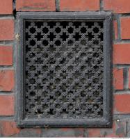 vent metal ornate