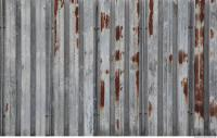 metal corrugated plates rusted 0005