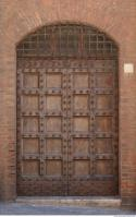 doors wooden historical