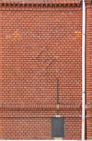 wall brick patterned 0017