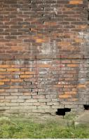 wall brick dirty 0012