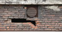 wall bricks damaged 0007