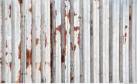 metal corrugated plates rusted 0001