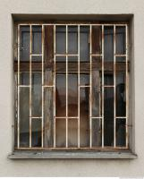 window barred 0009