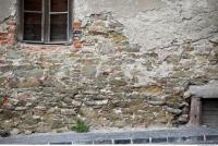 wall stones plastered 0001
