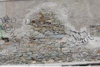wall stones plastered 0005