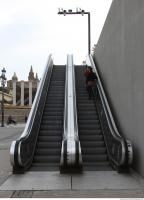 stairs escalator 0001