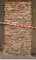 wall bricks old