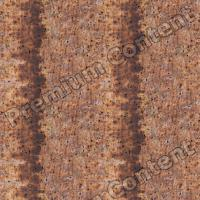 seamless metal rusty 0005