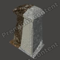 RAW 3D Scan of Memorial #2