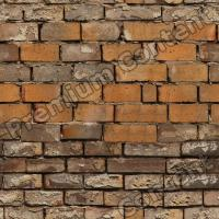 seamless wall bricks 0019