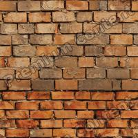 seamless wall bricks 0020