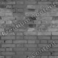 seamless wall bricks bump 0001