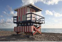 building lifeguard kiosk 0007