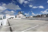 background roof parking Miami 0001