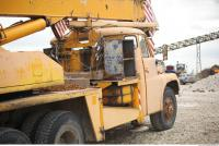 vehicle crane old 0017