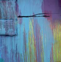 wall colorful leaking 0004