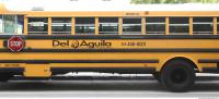 vehicle school bus 0002