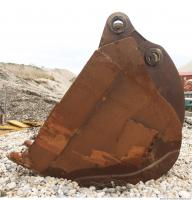 bucket digger rusted 0001