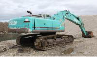 vehicle excavator 0008