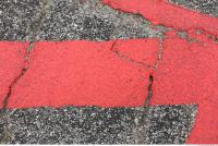 ground road asphalt painted cracky 0001