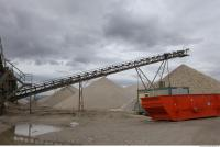 background gravel quarry 0007