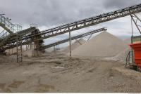 background gravel quarry 0001