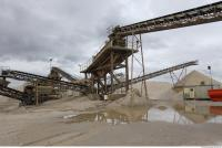 background gravel quarry 0011