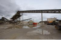 background gravel quarry 0013