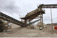 background gravel quarry 0016