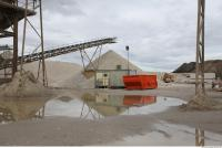 background gravel quarry 0015