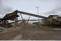 background gravel quarry 0022