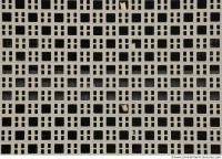 wall bricks patterned 0002