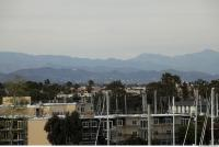 background mountains Los Angeles 0009