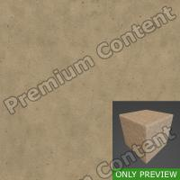 PBR substance preview ground sand
