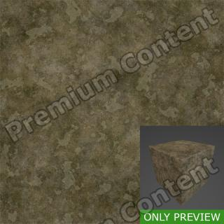 PBR substance preview ground mud