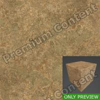 PBR substance preview small stones