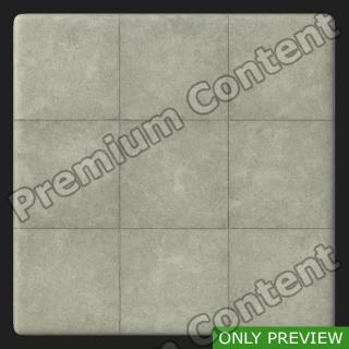 PBR substance preview concrete slabs 0003