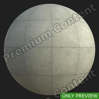 PBR substance preview concrete slabs 0002