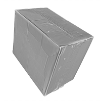 3D Scan of Cardboard Box #10