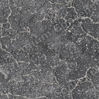 seamless ground asphalt cracky damaged 0001