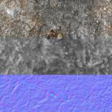 Seamless Textures of Rock + Normal & Bump Mapping