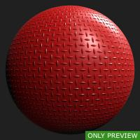 PBR substance preview metal painted 0002