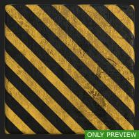 PBR substance preview concrete stripes painted 0003