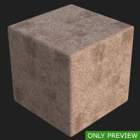 PBR substance preview concrete 0001